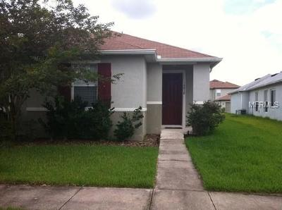 Orlando Single Family Home For Sale: 14818 Water Locust Drive