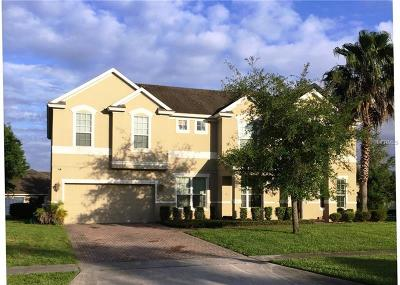 Apopka Single Family Home For Sale: 4161 Knott Drive #--