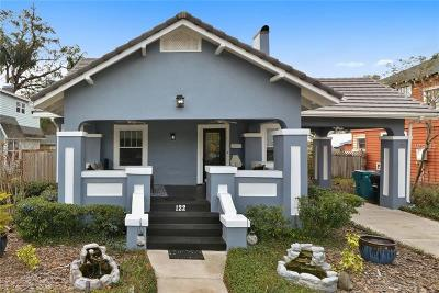Orlando Single Family Home For Sale: 122 S Lawsona Boulevard