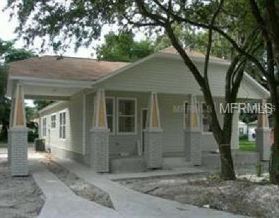 Tampa Single Family Home For Sale: 1215 E 29th Avenue