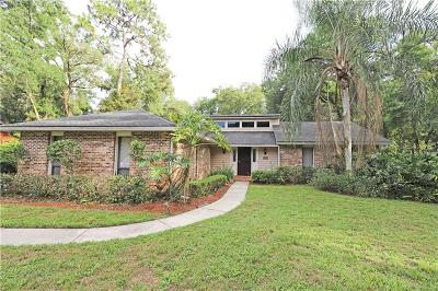 Lake Mary Single Family Home For Sale: 203 Broadmoor Road