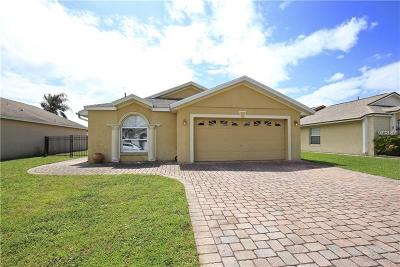 Orlando Single Family Home For Sale: 12709 Majorama Drive