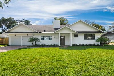 Winter Park Single Family Home For Sale: 2217 Howard Dr