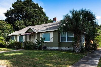 St Pete Beach, St Petersburg, St Petersburg Beach Single Family Home For Sale: 3162 8th Avenue N