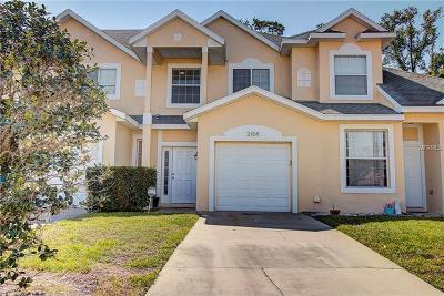 Kissimmee Townhouse For Sale: 2456 Temple Grove Lane