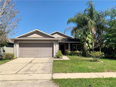 Sanford FL Single Family Home For Sale: $181,000