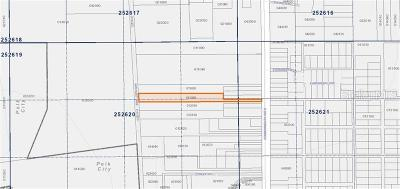 Polk City Residential Lots & Land For Sale: Commonwealth Avenue N