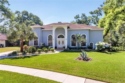 Apopka Single Family Home For Sale: 1258 Majestic Oak Drive