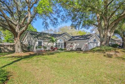 Ocoee Single Family Home For Sale: 593 Safeharbour Drive
