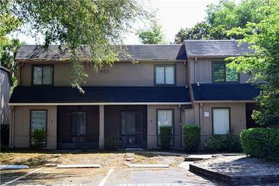 Winter Springs FL Condo For Sale: $110,000