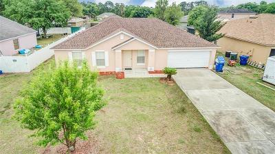 Groveland Single Family Home For Sale: 147 Lake Catherine Circle
