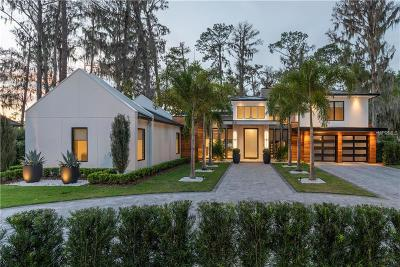 Winter Park Single Family Home For Sale: 1821 Pinetree Road