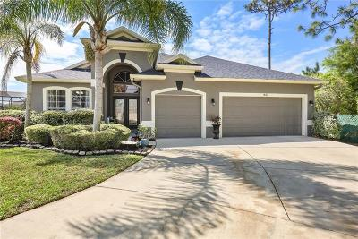 Lake Mary Single Family Home For Sale: 1661 Tennyson Court