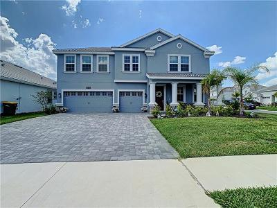 Champions Gate Single Family Home For Sale: 1375 Olympic Club Blvd