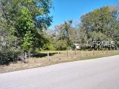 Apopka Residential Lots & Land For Sale: 2712 McQueen Road