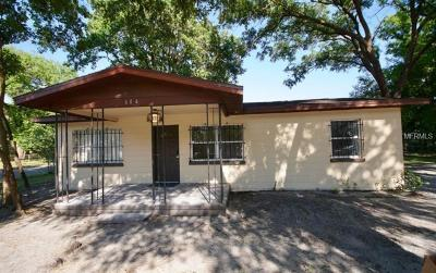Lakeland Single Family Home For Sale: 604 S Grady Avenue
