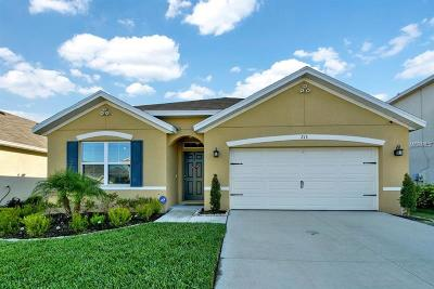 Bradenton Single Family Home For Sale: 213 Lone Dove Lane