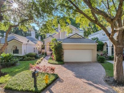 Lake Mary Single Family Home For Sale: 1284 Glencrest Drive