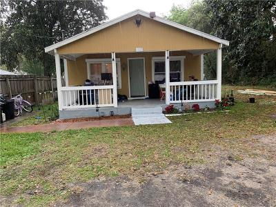 Orlando Single Family Home For Sale: 4419 Roy Street