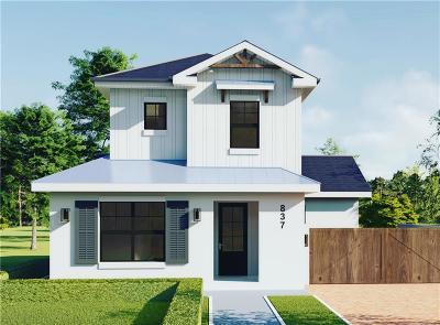 Winter Park Single Family Home For Sale: 837 W Lyman Avenue