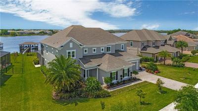 Winter Garden Single Family Home For Sale: 16086 Johns Lake Overlook Drive
