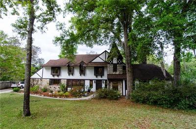 Longwood Single Family Home For Sale: 344 W Hornbeam Drive