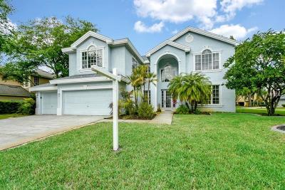 Palm Harbor Single Family Home For Sale: 4063 Ligustrum Drive