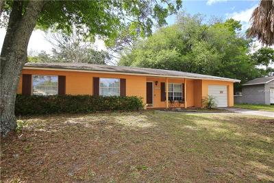 Winter Park Single Family Home For Sale: 5030 N Woodcrest Drive