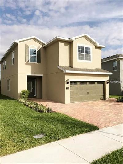 Kissimmee Single Family Home For Sale: 7539 Marker Ave
