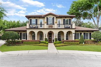 Winter Park Single Family Home For Sale: 1000 Via Tuscany Oaks Way