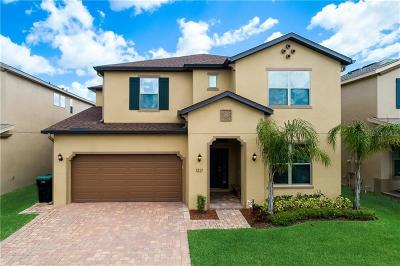 Orlando Single Family Home For Sale: 1221 Fountain Coin Loop