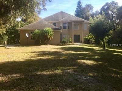 Seminole County Single Family Home For Sale: 2640 Canvasback Trail