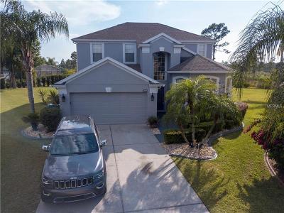 Single Family Home For Sale: 5649 Los Palma Vista Drive