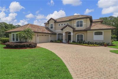 Lake Mary Single Family Home For Sale: 1810 Brackenhurst Place