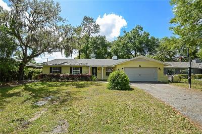 Maitland Single Family Home For Sale: 1770 Pocahontas Path