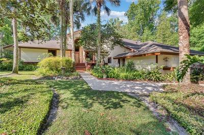 Longwood Single Family Home For Sale: 455 Timber Ridge Drive