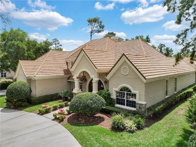 Lake Mary Single Family Home For Sale: 257 New Gate Loop