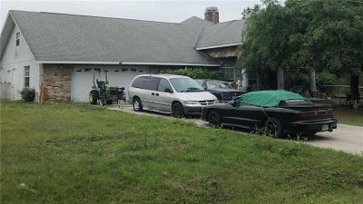 St Cloud, Saint Cloud Single Family Home For Sale: 3401 S Indiana Avenue