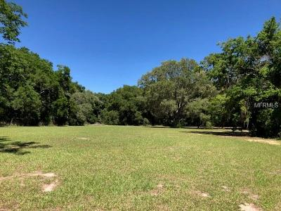 Mount Dora Residential Lots & Land For Sale: 1800 Niles Road