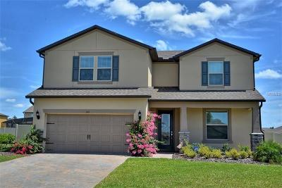 Apopka Single Family Home For Sale: 541 Keyhold Loop