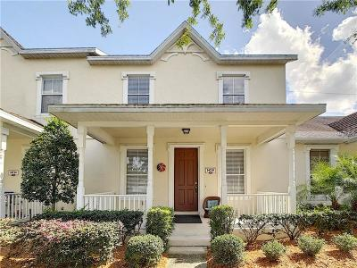 Orlando Townhouse For Sale: 14710 Clarkson Drive