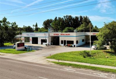 Pinellas County Commercial For Sale: 14380 Walsingham Road