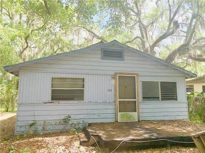 Sanford Single Family Home For Sale: 1333 S Elliott Street