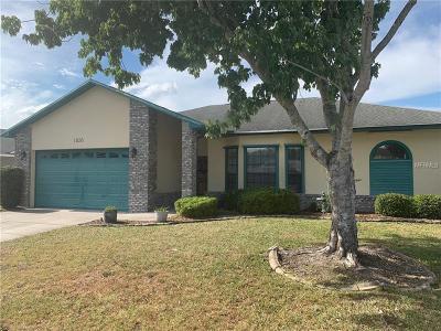 St Cloud, Saint Cloud Single Family Home For Sale: 1526 Reade Circle