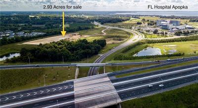 Apopka Residential Lots & Land For Sale: 1537 Harmon Road
