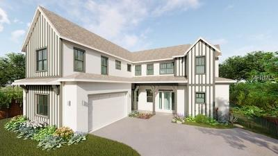 Winter Park Single Family Home For Sale: .... Dodd Road