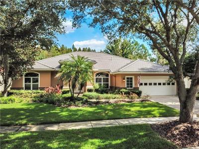 Tampa Single Family Home For Sale: 9321 Cypress Bend Drive
