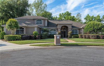 Lake Mary Single Family Home For Sale: 223 Meadow Bay Court