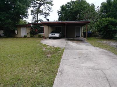 Orlando Single Family Home For Sale: 1108 Santa Anita Street