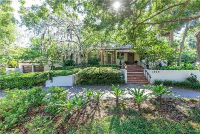 Winter Park Single Family Home For Sale: 1960 Forrest Road